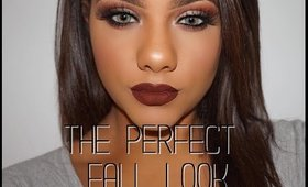 The Perfect Fall Look | KatVonD |bnhmua