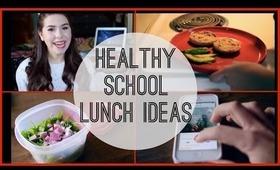 Healthy School Lunch and Breakfast Ideas