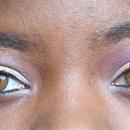 Purple & Gold Look
