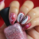 Valentine's Day Nail Art 2016