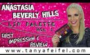 Anastasia Beverly Hills | Lip Palette Vol 1 | Review | Tanya Feifel-Rhodes