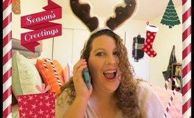 The Holly Jolly Christmas Tag #2