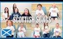KIDS SINGING SCOTTISH SONGS