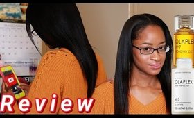 Olaplex for Relaxed Hair