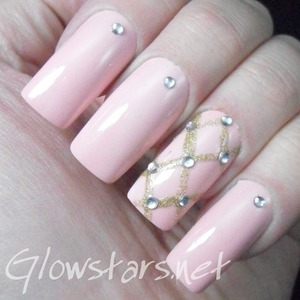 For more nail art and products & method used visit http://Glowstars.net