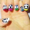 B.A.P nails!