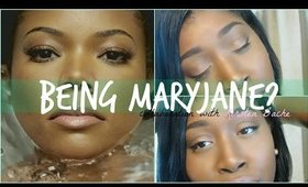 Being Mary Jane? Gabrielle Union Inspired Makeup♡