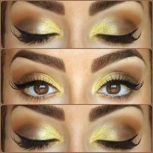 Amarillo-Marrón