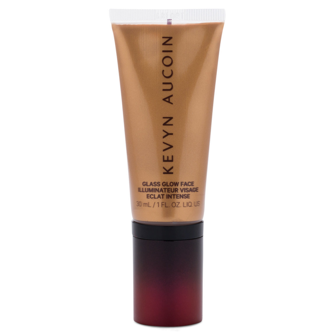 Kevyn Aucoin Glass Glow Face Spectrum Bronze product swatch.