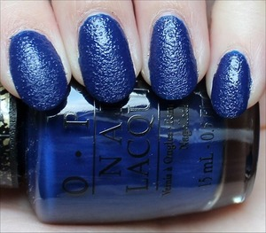 From the San Francisco Collection coming out in August! Click here to see my in-depth review & more swatches: http://www.swatchandlearn.com/opi-wharf-wharf-wharf-swatches-review/