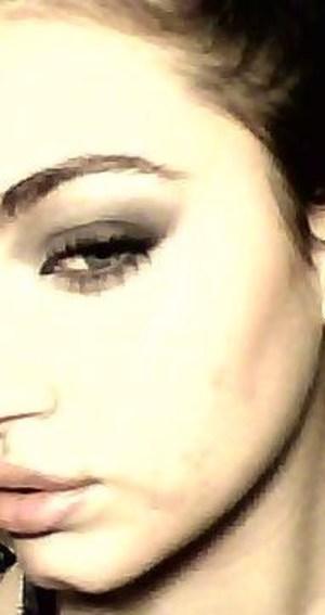 smokey subtle eye