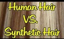 Human Hair Extensions vs. Synthetic Hair Extensions - 5 Differences | Instant Beauty ♡