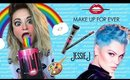 MUFE + Jessie J *NEW* Artist Acrylip  Collection | SWATCHES & DEMO |