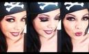 Sexy Pirate Makeup Tutorial : Halloween
