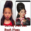 Chi Chi from Teen Beach Movie's Hairstyle