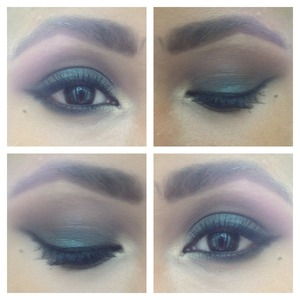 """Duochrome color for Wet n Wild """"Comfort Zone"""" palette as main color. One of the best drugstore palettes!"""