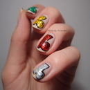 St.Nicholas Day Manicure