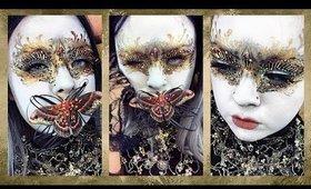 SCORPIO Zodiac Makeup Tutorial ♏ Inspired by Bjork