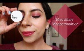 Maquillaje Monocromático | Probando Macré Cosmetics