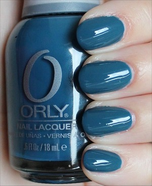 See more swatches & my review here: http://www.swatchandlearn.com/orly-sapphire-silk-swatches-review/