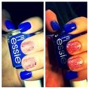 Essie blue