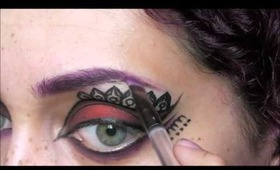 Gothic Cathedral Inspired Makeup Tutorial
