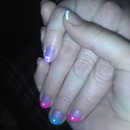 a while back.. moms nails