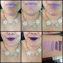 Battle of the Purple Lipsticks!