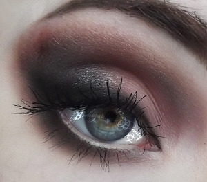 Products not listed: Concrete Minerals Eyeshadow in Graveyard and Revolver