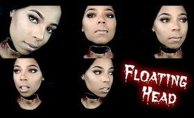 Headless Halloween Makeup Tutorial | Floating Head | Hovering Head || Last Minute