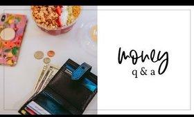 Money Q&A | YNAB, Retirement Savings, Impulse Shopping