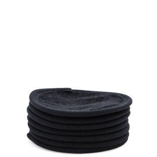Eco-Friendly Mini Face Rounds Black
