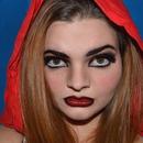 Little Red Riding Hood Makeup