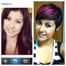 Long hair to Pixie