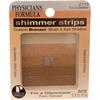 Physicians Formula Shimmer Strips Custom Bronzer, Blush & Eye Shadow Riviera Strip/Sand Bronzer