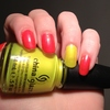 China Glaze Surfin' for Boys & Sunkissed