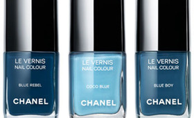 Chanel's New Les Jeans de Chanel Nail Polishes