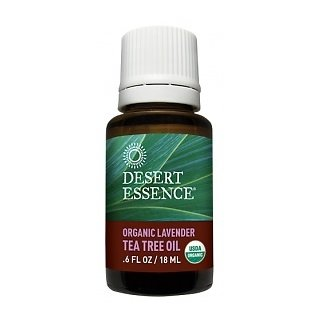 Desert Essence Organic Lavender Tea Tree Oil