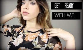 Get Ready With Me | Kiara Michelle
