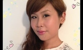 Makeup   Korean Girly Girl 韓系甜美妝容 HD