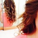 My sister did balyage to my hair :)