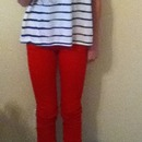 Cute Outfit I Wore It With Combat Boots But You Cant See Them