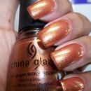 China Glaze Awe In Amber