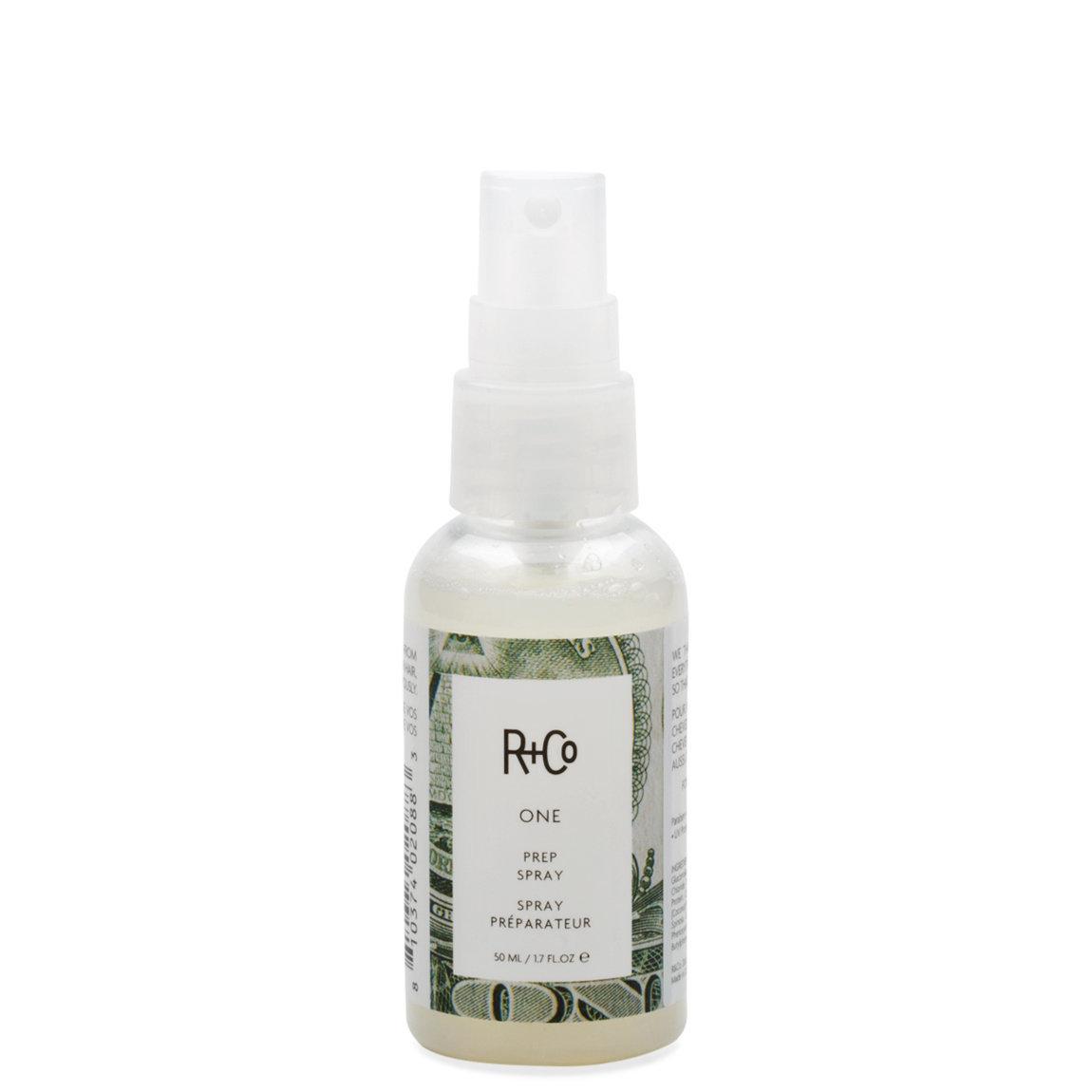 R+Co One Prep Spray 1.7 oz product swatch.