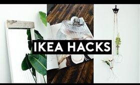 10 IKEA HACKS & DIY ROOM DECOR 2019! EASY & CHEAP | Nastazsa