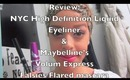 Review (Falsies Flared Mascara) + GIVEAWAY!!!
