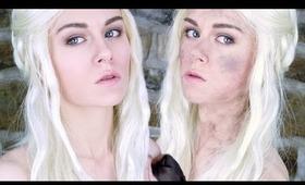Daenerys Targaryen / Khaleesi Makeup Tutorial