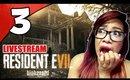 Resident Evil 7 Biohazard - END OF THE GAME?! [Livestream UNCENSORED]