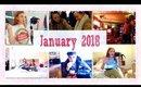 January 2018 | Coco Milone Vlogs