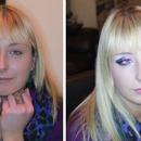 Party makeup >_^